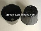 PE nursery pots/PE plant pots/PE soft pots