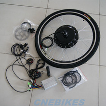 CE approved ebike kit 48v 750w for front wheel