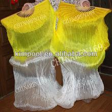 belly dance silk fan,wholesale belly dancing fans,fan veils.