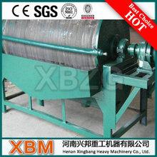 Ore dressing equipment wet magnetic separation
