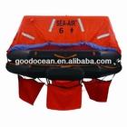 life raft equipment