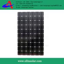 A-grade 220w solar panel, low price mono solar panel