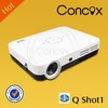 1080P HD projector with built-in DVD player Concox Q shot1
