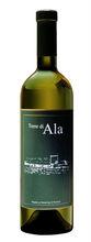 Dry Italian white wine a blend of Semillon&Sauvignon Blanc