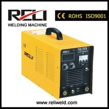 RELI inverter tig/mma welding TIG-250 china welding supply