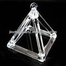 Crystal Quartz color pyramid