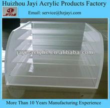 Custom High Quality Acrylic Plastic a4 Storage Drawer