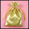 Jewellery gift satin bag with logo customised