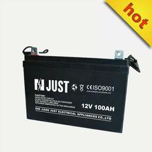 12Ah de arranque - baterías agm medidor de agua