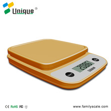 High quality and accurate kitchen food scales electronic kitchen scales