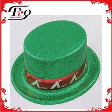 St.Patrick leprechaun shamrock hat