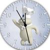 Pillsbury doughboy wall Clock