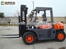 New model 6000kg toyota forklift hydraulic