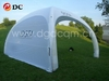 White New Waterproof erect tents for sale