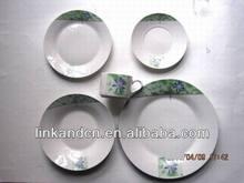20pcs Factory direct ceramic rustic dinnerware sets