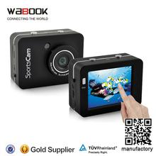 Sports Waterproof Camera Action Digital Video Camcorder Helmet 2.4Inch TFT LCD DV 1920*1084