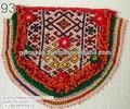 Yeni stil Kuchi çanta, kabile takı kemer, elbise yamalar, baş parçası, bilezik kolye