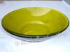 Double layer Tempered Glass,KTV/Cofa/ Hotel Fruite glass plate & Home Decorative Fruite glass plate