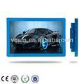 22 independiente pulgadas lcd 3g wifi táctil de montaje en pared de publicidad en televisión