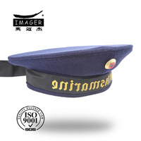 Custom made army fedora hat