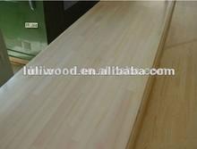 18mm pine finger jointed boards /finger joint board Manufacturer luli factory