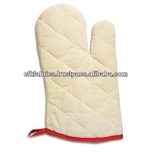 Quilted Oven Mitten