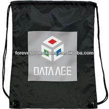 Olympian Nylon Drawstring Backpack - Full Color