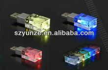 crystal jewelry 8gb usb flash drives,3D Laser logo Crystal USB 2.0