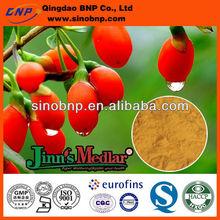 low price high quality goji juice powder