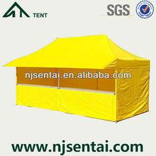 3X6M Roof Top Tent Car Wash Tents /Pop Up Tent Parts/Wind Resistant Tent