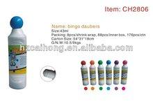 2013 Most popular 43ml hot-selling Bingo Dauber marker pen for gambling game CH-2806
