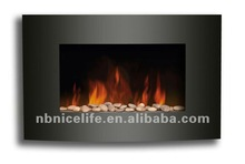Producing LED Wall Mounted Electronic Fire place