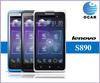"""Original Smartphone Lenovo S890 os4.0 Dual-SIM WCDMA 5.0""""QHD IPS 1G RAM 8.0MP Camera"""