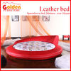 2013!!! B6811# modern furniture king size round bed on sale
