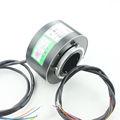 Eléctrico conector giratorio 24 circuitos/10a cables de diámetro tamaño 50 mm( 2'')