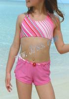 little girls sexy swimwear bikini