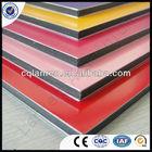 aluminium composite board ACM ACP