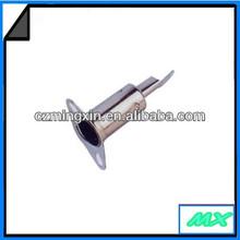 Female antenna plug,material iron,Car antenna jack
