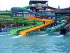 Fiberglass Used Water Park Slide For Sale