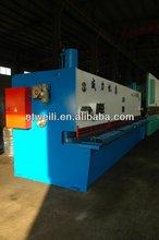 QC11Y-20*3200 bud hand shear machine