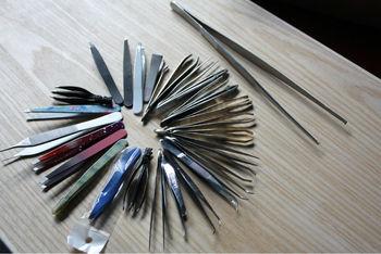 Many kinds of tweezers,smart tweezers