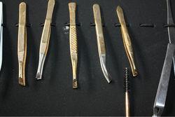 Many kinds of tweezers,smart tweezers,electric tweezer