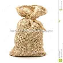 Nature Drawstring Jute Packaging Bag
