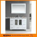 novo design moderno carvalho gabinete chão do banheiro