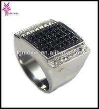 Pop order new rhinestone diamond ring MLRC909