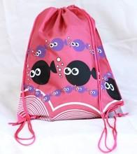 New recycle zipper nylon tote bag