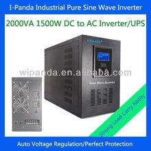 converter 2000VA 1500W 24V 48V (optional)