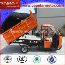 Popular China New Design Cheap Hot Selling 250cc Middle Engine Cargo Adult Tricycle Motorcycle