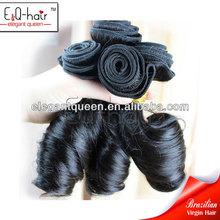 new arrival brazlian bouncy curls virgin funmi hair curl human hair