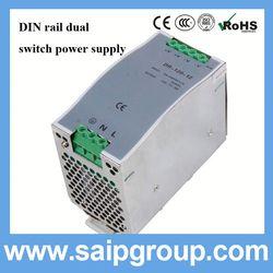 DIN rail 5w led power supply switching power supply 48v 48w